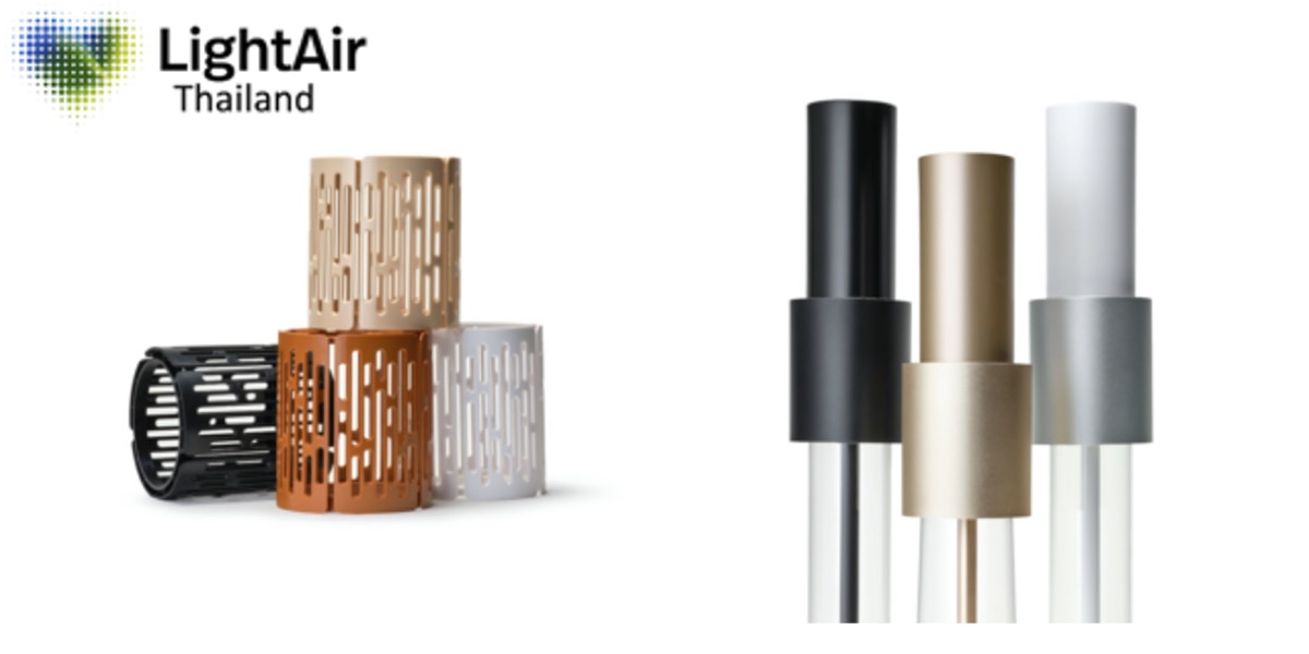 ionflow air purifiers choose your color